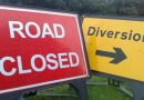 A343 Andover Road Southbound Traffic to be diverted Along Monks Lane for 2 Weeks