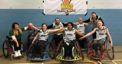 Kings Division Four Squad take the court and take two big wins