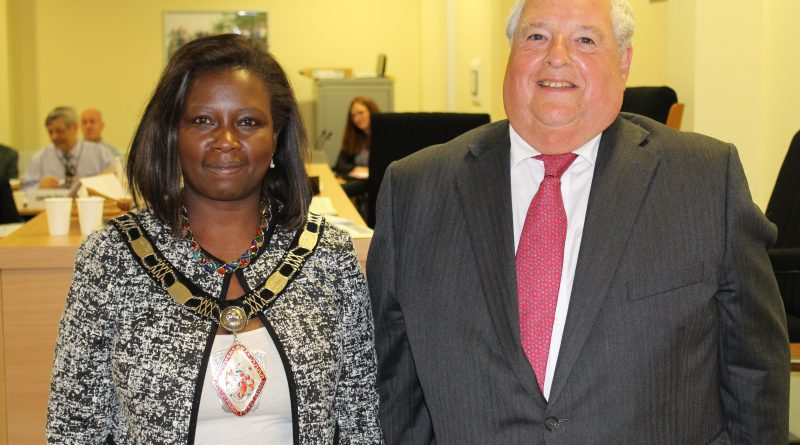 West Berkshire Council Welcomes a new Chairman