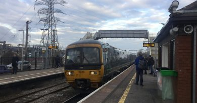 Thatcham Station Closure