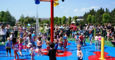 Victoria Park Family Day – 13th May 2018