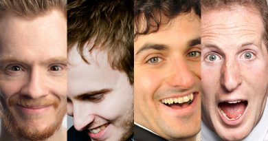 All Star Show at Newbury Corn Exchange with 4 top Comedians
