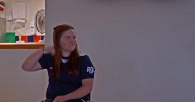 Former Kings member Kayla Bell selected for Team GB, Women's Squad for 2018 World Wheelchair Basketball Championships