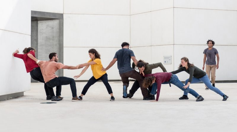 Free Outdoor Dance Performance in Newbury