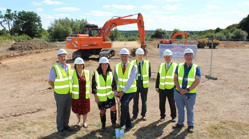 new-newbury-school-ground-breaking