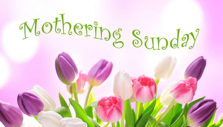 Mothering Sunday Messages