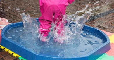 Making a splash in Newbury!