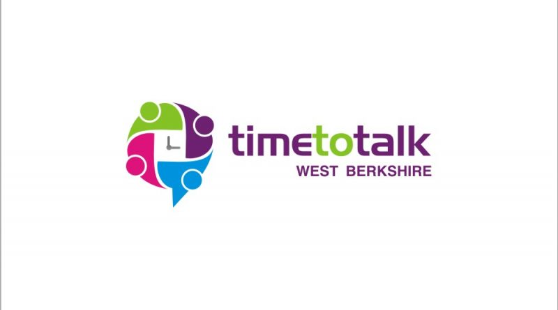 'TIME TO TALK' is Newbury Mayor's chosen Charity