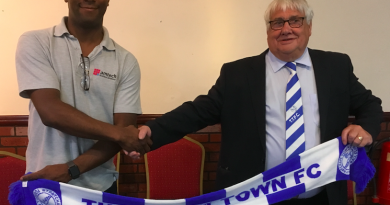 New Thatcham Town FC Chairman