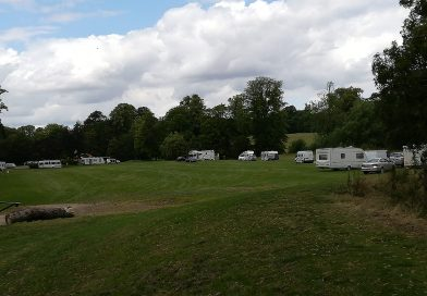Travellers pay a visit to Newbury Parks