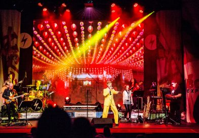 Lets Dance! Bowie Experience comes to Corn Exchange, Newbury