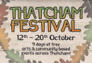 Thatcham Festival turns 19 in 2019.