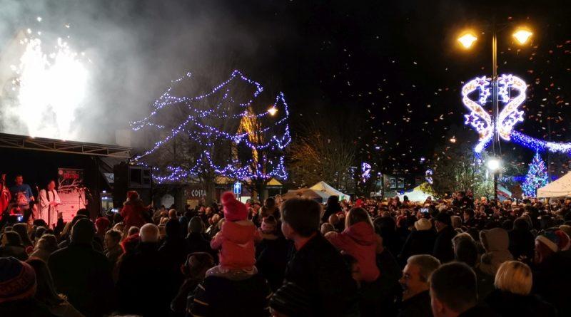 Thatcham Lights Up for Christmas