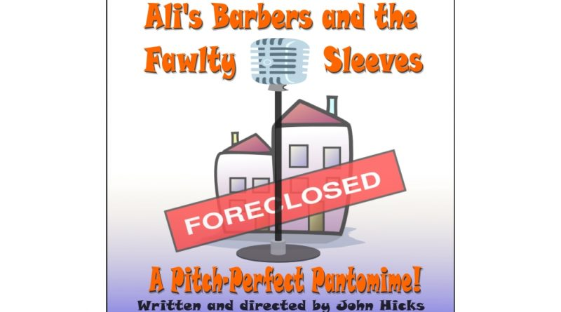KATS Panto – Ali's Barbers and the Fawlty Sleeves