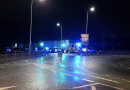 St John's Road closed due to incident