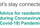 Council to deliver COVID-19 advice leaflet