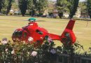 Air Ambulance called to incident in Greenham