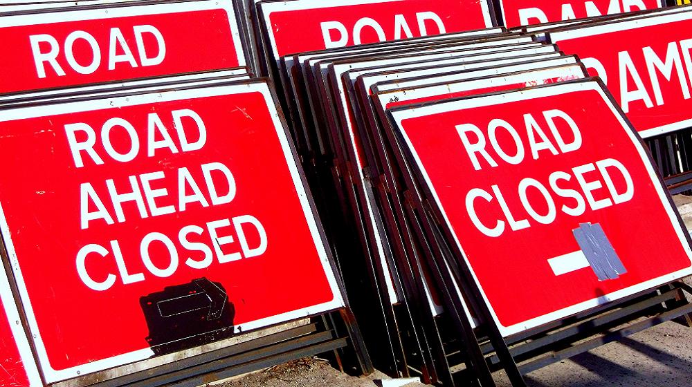 M4 closure again this weekend – it's best to plan ahead
