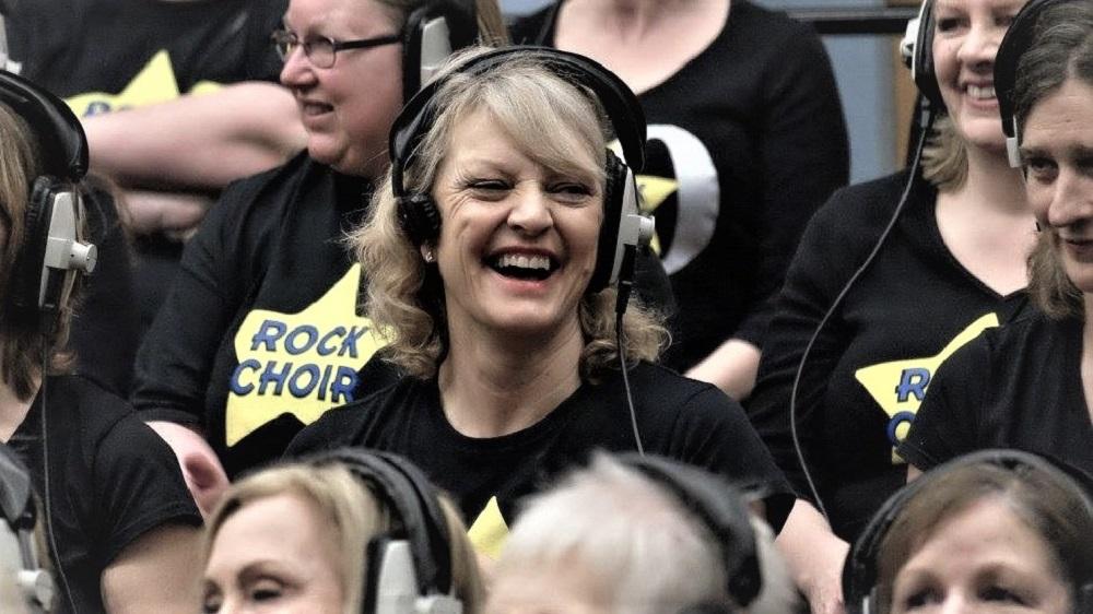 West Berks Rock Choir