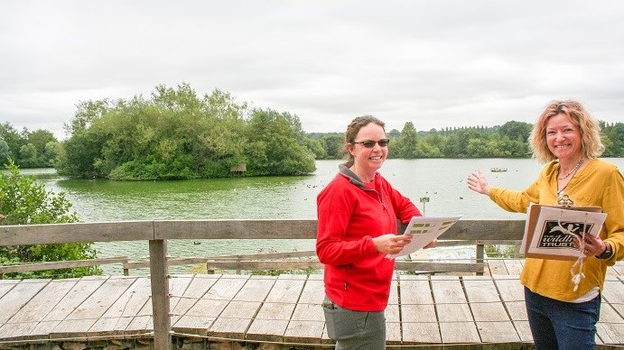 New features for Thatcham Nature Discovery Centre