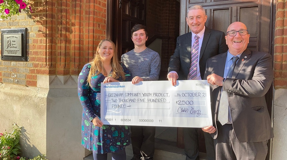 Town Council supports Greenham Youth project